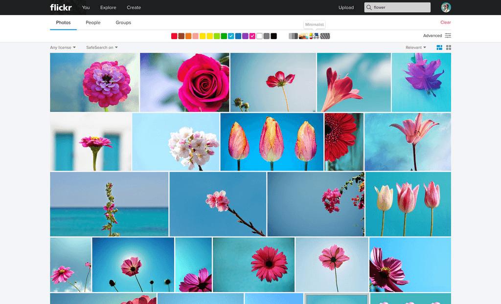 Free social media tool: Flickr