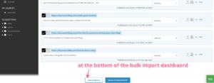 SmarterQueue Bulk Upload to Bottom of Queue