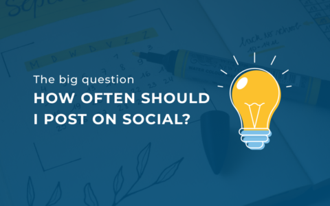 how often should I post on social media