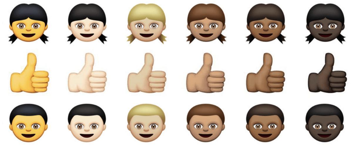 Inclusive Emoji Marketing