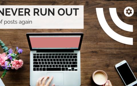 auto-publish blog posts to social media