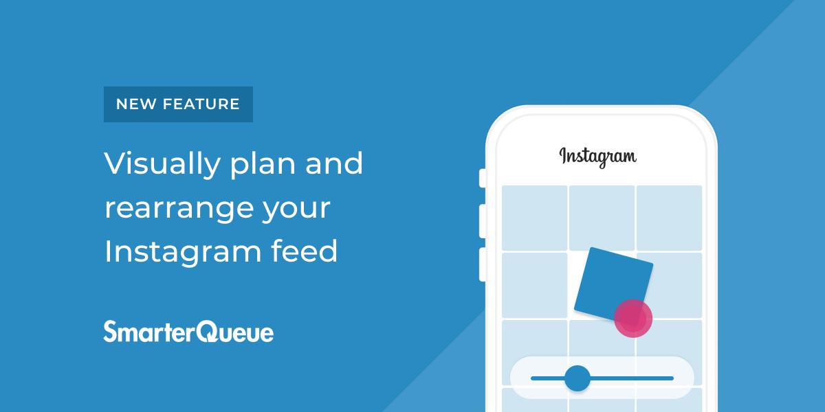 Visual Instagram Planner