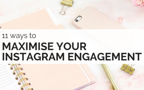 maximise instagram engagement