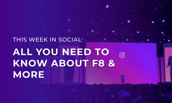 Facebook F8 Takeaways