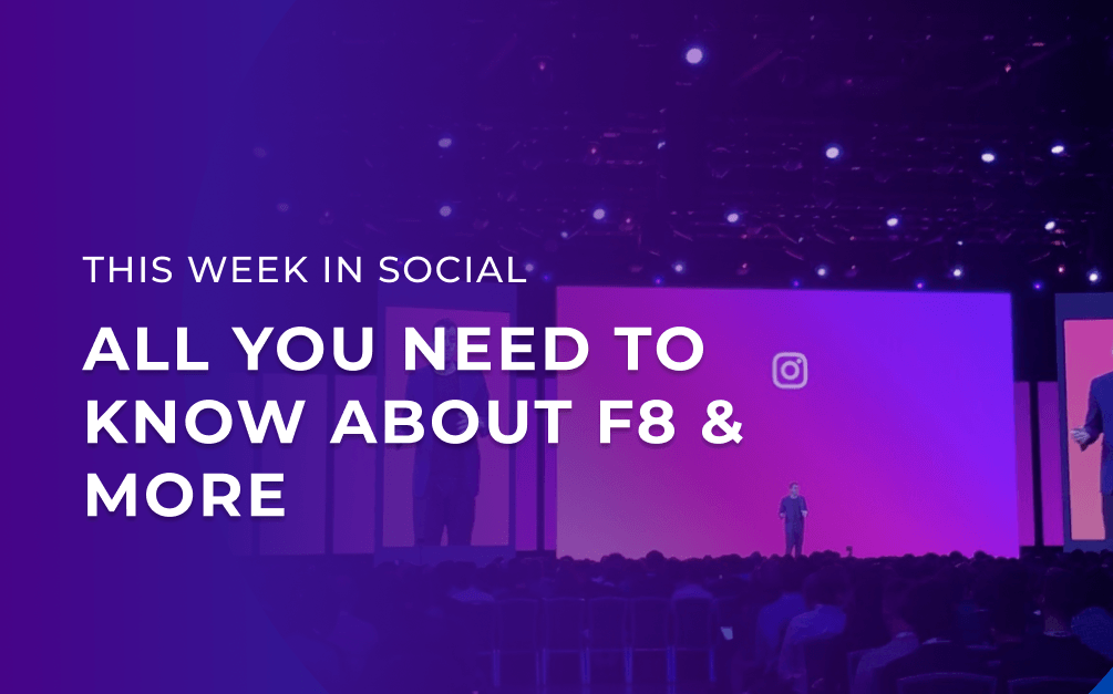 Facebook F8 Takeaways